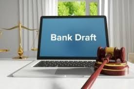 Bank Draft - Overview, How It Works, Advantages, & Disadvantages