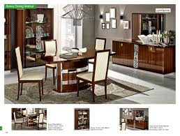pictures of dining room furniture. Dining Room Furniture Modern Formal Sets Roma Walnut, Italy Pictures Of