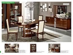 Walnut Living Room Furniture Sets Roma Dining Walnut Camelgroup Italy Modern Formal Dining Sets