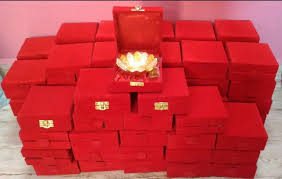 return gifts for wedding in india my grand wedding
