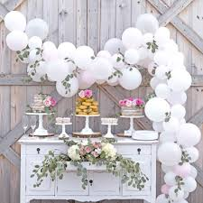 Balloon Designs For Bridal Shower 19 Ways To Use Balloons In Your Wedding Decor