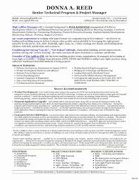 Scrum Master Resume Sample Beautiful Project Management Resume