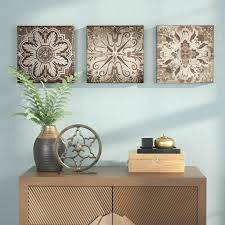 3 piece wall art set 3 piece square wall art set 3 piece set of framed wall hanging art