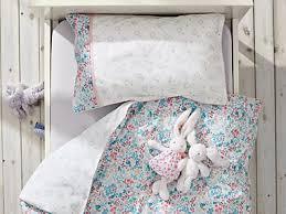 children bedroom accessories. Brilliant Accessories Childrenu0027s Single Bed With Floral Duvet And Toy Bunny Rabbit In Children Bedroom Accessories