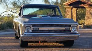 1969 Chevrolet C10 454 Pro Touring Arizona Rust Free Show Truck ...