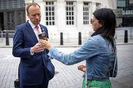 Großbritannien - Gesundheitsminister Matt Hancock tritt zurück - Wiener  Zeitung Online
