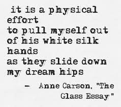 anne carson poetry only poem beautiful words and anne carson poetry only poem beautiful words and wisdom