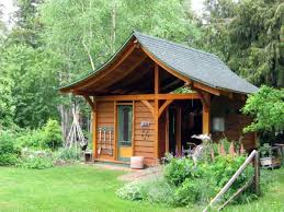 Small Picture Garden houses made of wood nice and compact garden shed in the