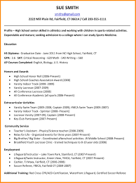 Sample Resumes For High School Students 100 sample resumes high school students azzurra castle grenada 71