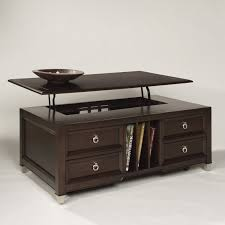 coffee tables lift top with storage black table ashley furniture ikea uk double that mission style rou
