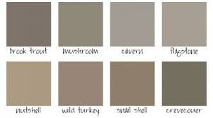 shades of taupe