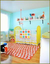 polka dot rugs for nursery