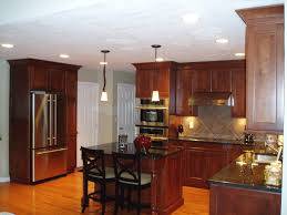 traditional kitchen remodel powell ohio after