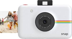 Camera Lego Digital Designer : Polaroid snap megapixel digital camera white polsp w best buy