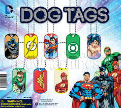 Dog Tag Vending Machine Locations Gorgeous Buy DC Comics Dog Tags Vending Capsules Vending Machine Supplies