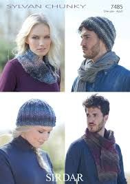 Snood Pattern Simple Design