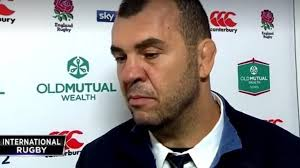 calling back after interview watch michael cheika storms out of interview after being accused of