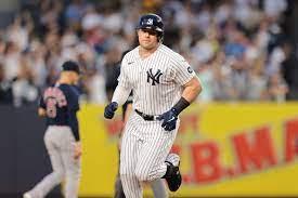 Yankees' Luke Voit not ready to go ...