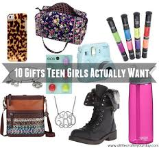 10 Gifts Teen Girls Actually Want  A Little Craft In Your DayA Christmas Gifts For Teenage Girl 2014