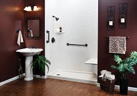 the bath and shower s we install for homeowners in holland traverse city petoskey and other communities in michigan are made in the usa from 100