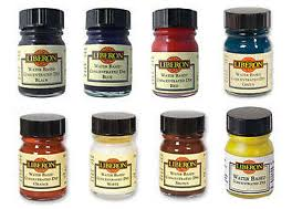 Liberon Water Dye Concentrates Set 8 Liberon Range At