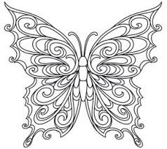 Animal coloring pages flower coloring pages butterfly coloring page butterfly pictures coloring books colorful pictures butterfly pictures to this is a single printable digital coloring page featuring the design in the photo. Baroque Natura Butterfly Butterfly Coloring Page Quilling Patterns Coloring Pages