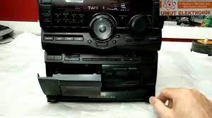 Sony RX99 MÜZİK SETI MEKANIK TAMIRI by Umut Elektronik