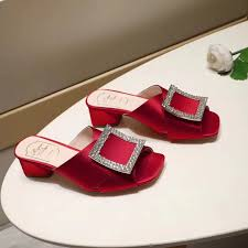 Replica Designer Slippers Brand Name Sandals And Slippers High Heeled Shoes Replica
