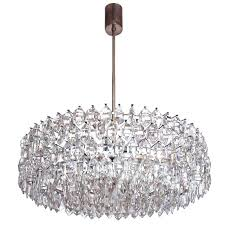 vienna crystal chandelier full spectrum chrome and grand