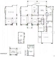 Valuable 5 Mediterranean Custom Home Floor Plans Houzz House Luxury Custom Home Floor Plans