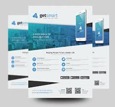 Design Flyer App 2017 Modern 20 Flyer Designs For Inspiration
