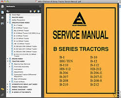 ioffer stores entropy4040 s service and repair manual store allis chalmers b 1 b 10 b 12 garden tractor tractors se