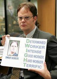 The 30 Best Dwight Schrute Quotes - Paste