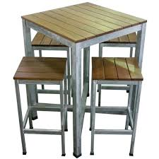 Outdoor Bar Table And Stools Stunning Luxurious Of Furniture Pub