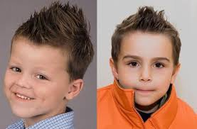 Krásné účesy Pro Chlapce Různých Věkových Kategorií Baby účesy