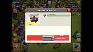clash of clans level 11 wall level 12 cannon update