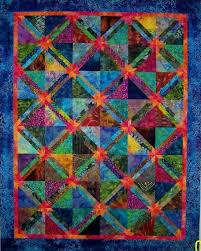 Best 25+ Batik quilts ideas on Pinterest | Quilts, Stained glass ... & hunter star quilts | Hunter Star in Batiks...Quilt Top Adamdwight.com