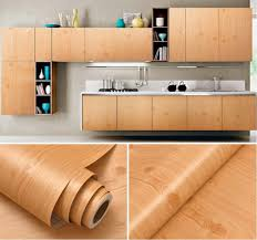 furniture contact paper. Faux Cherry Wood Contact Paper Self Adhesive Shelf Liner Covering Best For Kitchen Cabinets Do Furniture