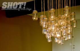 vintage wedding shoot with mason jar chandelier rustic elegant wedding diy