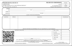 Formatos De Factura Formato De Factura Los Impuestos
