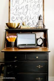 office in the home. Secretary Desk Office In The Home