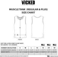 Wicked Clothes Size Chart I M At The Barre Before 9am G008 Z1