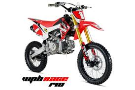 wpb race 140 welsh pit bikes