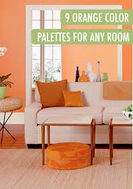 orange bedroom furniture. Make Your Home Own By Adding A Vibrant Shade Of BEHR Paint To The Walls\u2014like Aurora Orange And Marmalade Light Orange. Space Is Sure Have Bedroom Furniture I