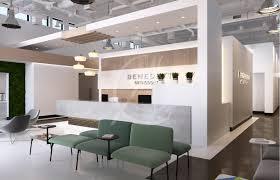 Dental Clinic Waiting Room Design Benedetti Orthodontics Interior Design Dental Clinic