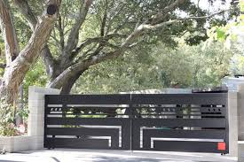 modern metal gate. Modern Metal Gate Modern