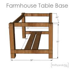 Image Largepet Build Farmhouse Table For Mandy Your Awesome Daughter In Law Pinterest Diy Outdoor Farmhouse Table Diy Projects To Try Farmhouse Table