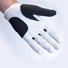Golf Glove Hand Size Chart Vector Golf Glove