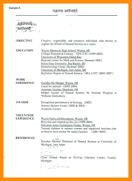 Fast Food Sample Resume Crew Member Resume Sample Resume Sample Fast