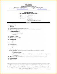 026 Church Board Meeting Agenda Template 423606 Business